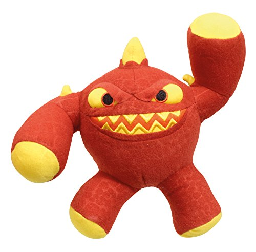 Skylanders Giants – Talking Plush – Eruptor – Peluche Parlante 15 cm – Langue Anglais (Import UK)