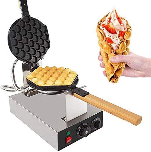GorillaRock Bubble Waffle Maker Electric Non waffle Egg Superior ma Manufacturer OFFicial shop Stick