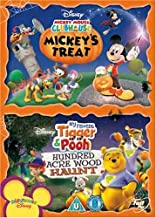 My Friends Tigger and Pooh - Hundred Acre Wood Haunt/Mickey Mouse Clubhouse - Mickey's Treat [Import anglais]