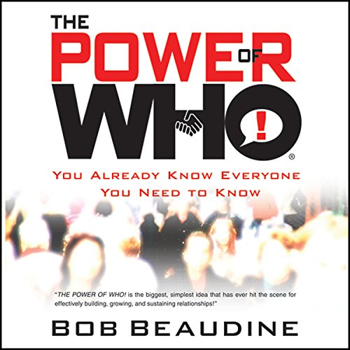 The Power of Who audiobook cover art