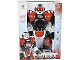 TRIBOTIKA Robot Fighting 35 cm. Rotacion 360