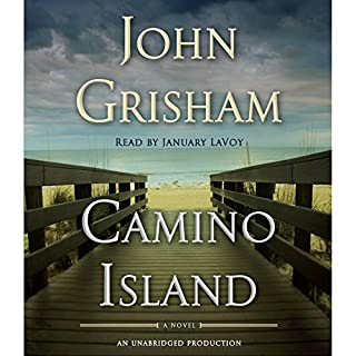 Camino Island cover art
