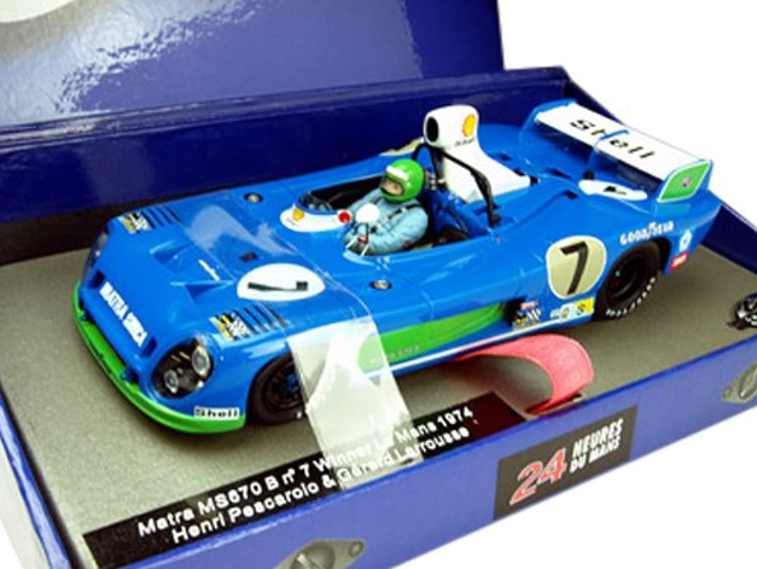 LE MANS miniatures 1 32 Matra MS670B 74 Le Mans winner   7 (japan import)