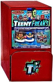 TeenyFreaks Series 1 Gravity Feed Box [24 Packs]