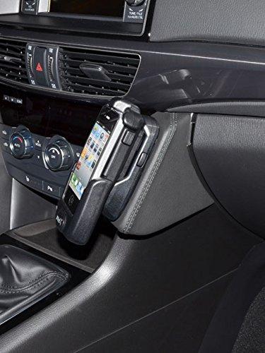 KUDA 084465 Halterung Kunstleder schwarz für Mazda 6 (GJ/GL) ab 03/2012