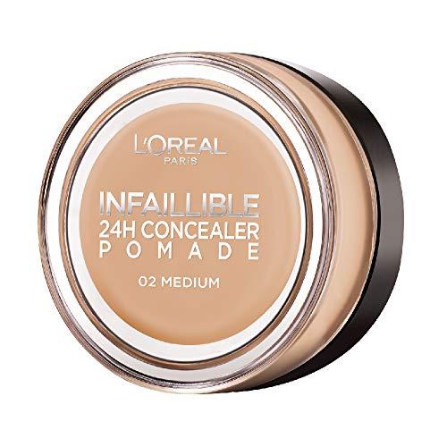 L'Oréal Paris Infalible Concealer Pomade Corrector Tono 02 Medium