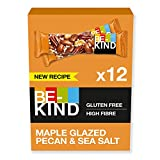 BE-KIND Maple Glazed Pecan & Sea Salt – Barres de fruits à coque sans gluten – Pack de 12 barres