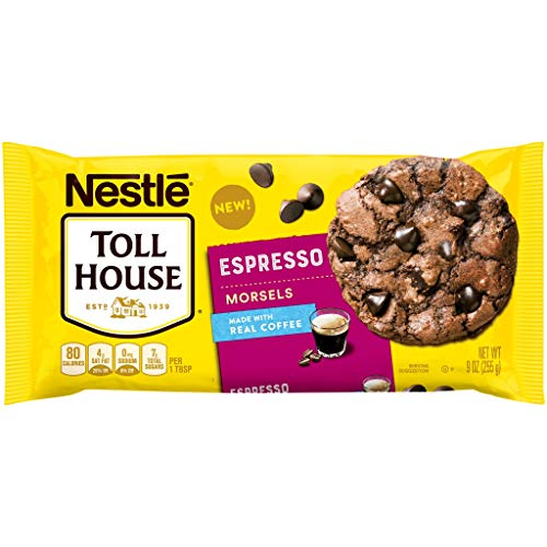 Espresso Baking Morsels, Toll House, 9 oz bag