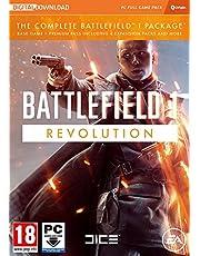 BATTLEFIELD 1 - Revolution DLC   Código Origin para PC