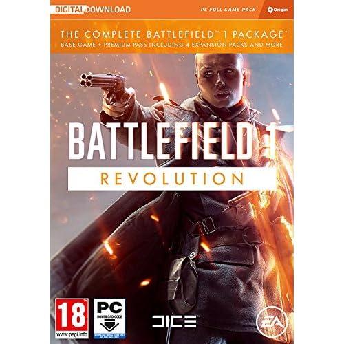 BATTLEFIELD 1 - Revolution DLC   Codice Origin per PC