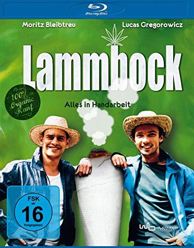 Lammbock - Alles in Handarbeit [Blu-ray]