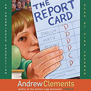 The Report Card cover art