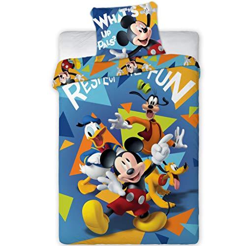 Disney Minnie Mouse Blanc Simple Housse de couette et plliowcase Set Kids européenne