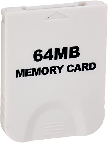 GameCube Compatible 64MB Memory Card with 1019 Blocks