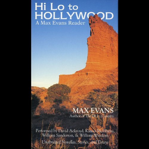 Hi Lo to Hollywood audiobook cover art