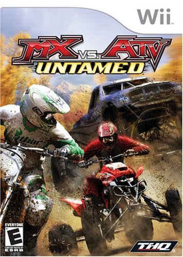 Mx Vs ATV Untamed - Nintendo Wii