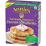 Annie's Homegrown Homegrown Birthday Confetti Pancake & Waffle Mix, 26 Oz
