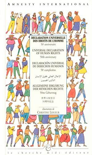 Déclaration universelle des droits de l'homme 50e anniversaire (En Collab avec)