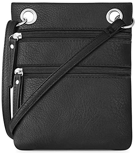 TIBES Mode Sacs à bandoulière mignon Sacs bandoulière sacs PU cuir sac de téléphone portable femmes