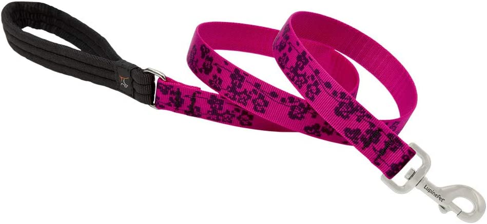 Lupine 1 Inch Plum Sales of We OFFer at cheap prices SALE items from new works Lead Blossom Dog