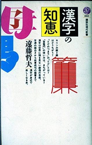 漢字の知恵 (講談社現代新書)の詳細を見る