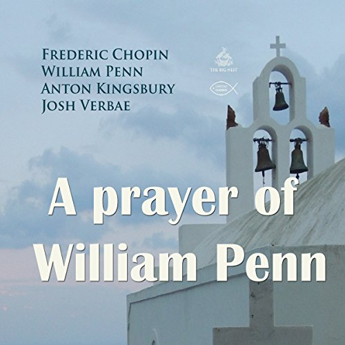 A Prayer of William Penn audiobook cover art