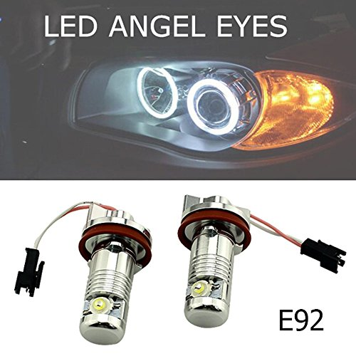 BoomBoost LED MARKER Angel eyes 2X6W Lampe de voiture