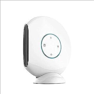 Calentador eléctrico, Mini radiador portátil de Uso rápido Caliente y frío del hogar del Ahorro de la energía de calefacción Doble y frío (220V, 1000W)