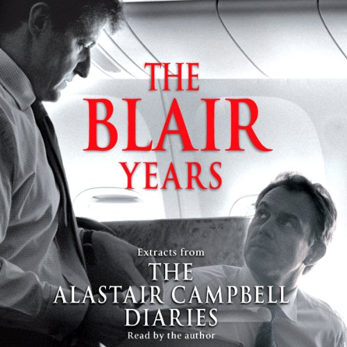 The Blair Years cover art