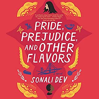 Pride, Prejudice, and Other Flavors cover art