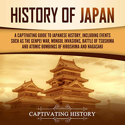 History of Japan  By  cover art