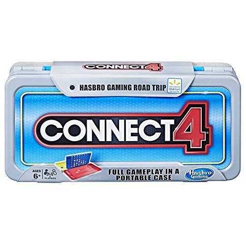 Strategic, Fun Very Portable Gaming Road Trip Series Connect 4 - Make Long Trips Or Lazy Afternoons Quite Enjoyable!