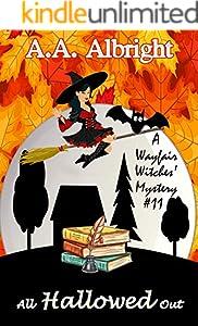 Wayfair Witches 11巻 表紙画像