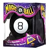 Mattel - Magic 8 Ball   Classic Toy