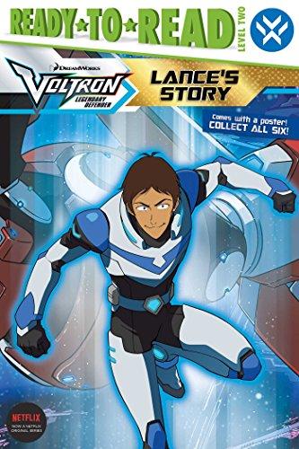 Lance's Story (Voltron Legendary Defender)