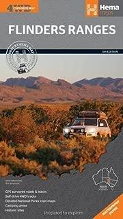 Flinders Ranges (South Australia) 1 : 400 000: 4WD Explorer Map