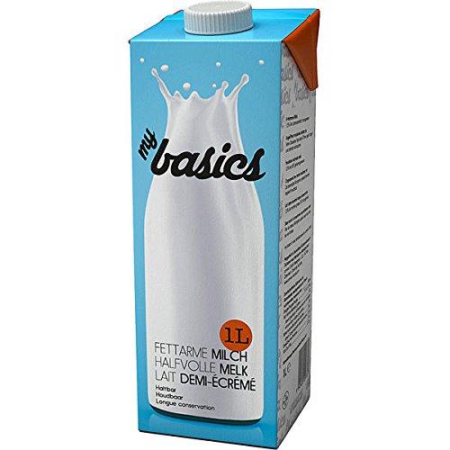 myBasics Haltbare fettarme Milch 1,5% Fett ( 12 x 1L )