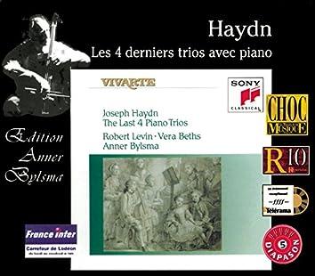 Haydn: The Last 4 Piano Trios