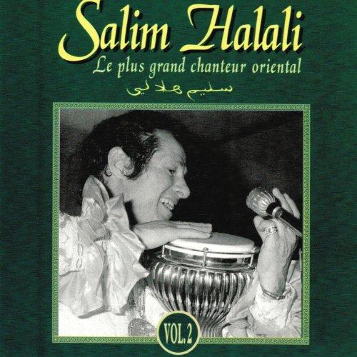 Salim Halali, le plus grand chanteur oriental, vol. 2