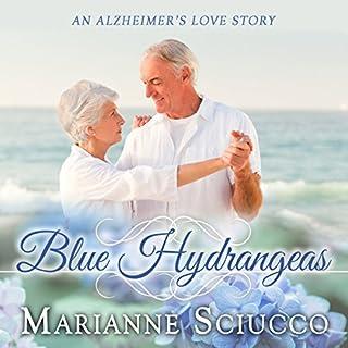 Blue Hydrangeas audiobook cover art