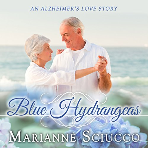 Blue Hydrangeas audiobook cover art