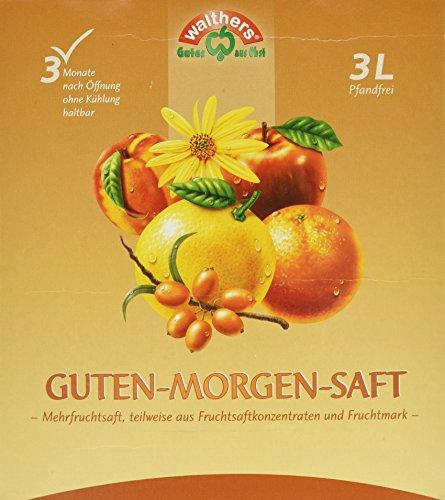 Walthers Guten-Morgen-Saft (1 x 3 l Saftbox)