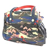 Bag Creative 'Nica'navy Multicolor - 28.5x24x10 cm (11.22''x9.45''x3.94'').