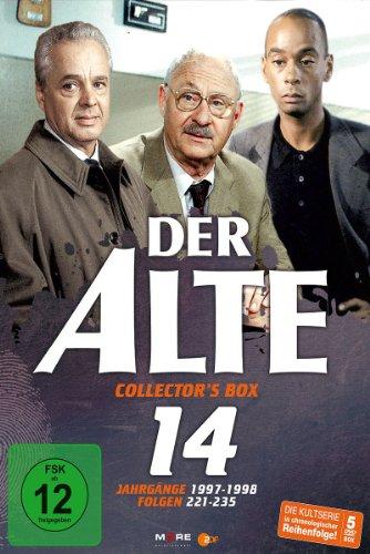 Der Alte - Collector's Box Vol. 14 (Folgen 221-235) [5 DVDs]