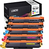 5 Cartuchos de tóner con Chip compatibles con Brother TN-247 TN-243 para HL-L3210CW HL-L3230CDW HL-L3270CDW MFC-L3710CW MFC-L3730CDN MFC-L3750CDW MFC-L3770CDW DCP-L3510CDW DCP-L3550CDW DCP-L3517CDW