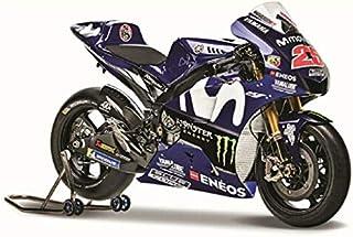 マイスト 1/18 ヤマハ YZR-M1 MotoGP GP18 マーベリック ビニャーレス Maisto 1:18 Yamaha YZR-M1 2018 MotoGP GP18#25 Maverick Vinales オートバイ Motorc...