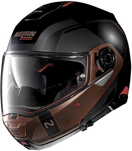 Nolan N100-5 Consistency N-Com Flat Black L