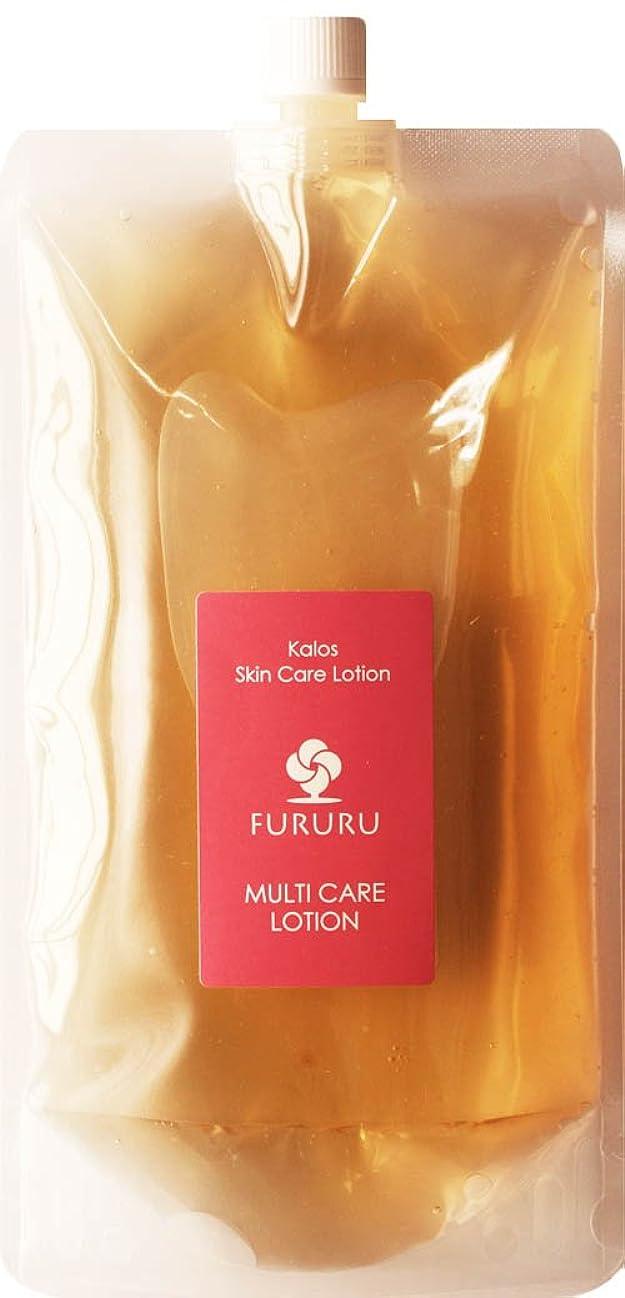 よく話される慢な割合フルボ酸 FURURU マルチケア 化粧水 500ml(詰替え用)