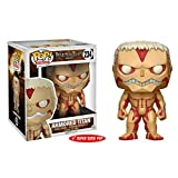 Gogowin Pop Animation : Attack on Titan - Armored Titan Figure Gift Vinyl 6inch for Anime Fans...