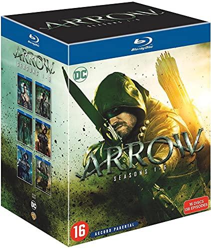 Arrow-Saisons 1-6 [Blu-Ray]